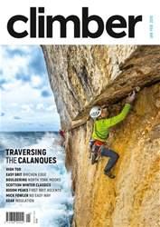 Climber Magazine Cover