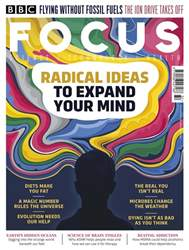 BBC Focus Magazine Magazine Cover