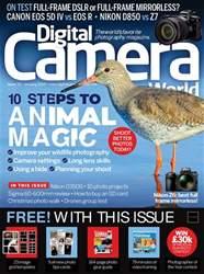 Digital Camera World Magazine Cover