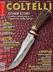COLTELLI Magazine Cover