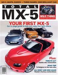 Total MX-5 Magazine Cover