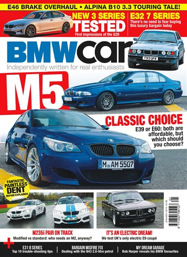 Bmw Car Magazine January 2019 Subscriptions Pocketmags