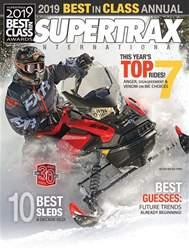 SuperTrax Magazine Cover