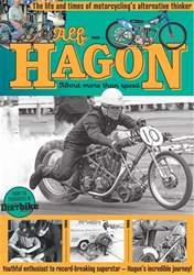 Classic Dirt Bike Magazine Cover