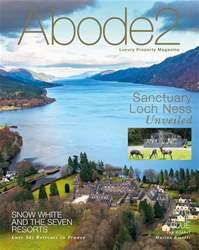 Abode2 Magazine Cover