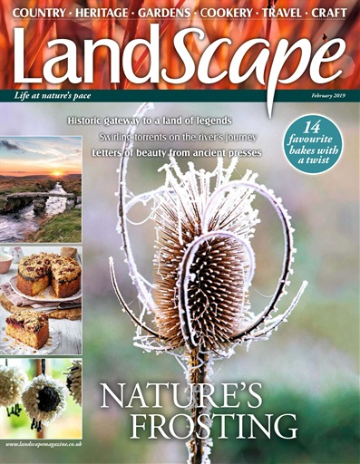Landscape Magazine February 2019 Subscriptions Pocketmags