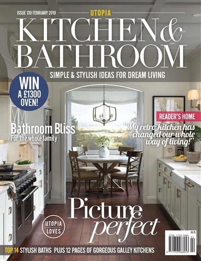 Wondrous Utopia Kitchen Bathroom Magazine Interior Design Ideas Ghosoteloinfo