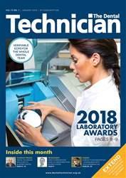 The Dental Technician Magazine Magazine Cover