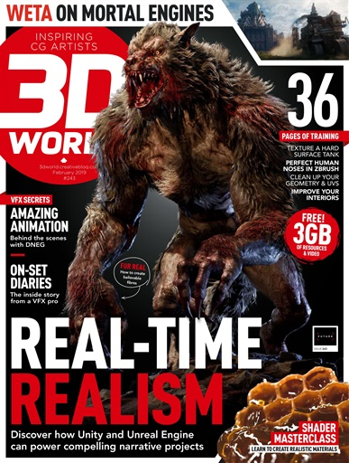 3D World Digital Issue