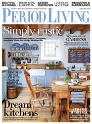 Period Living Magazine Magazine Cover