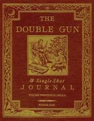 Double Gun Journal Magazine Cover