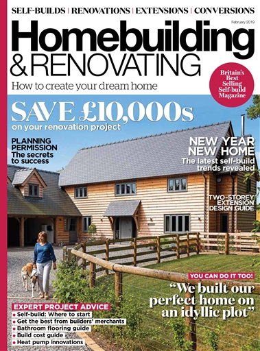 Homebuilding & Renovating Magazine Preview