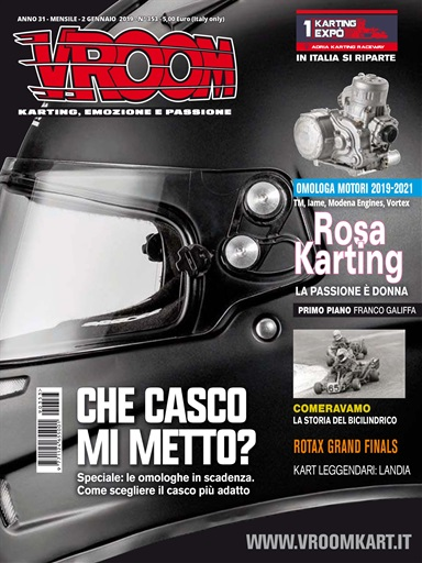 Vroom Italia Digital Issue