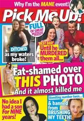 Pick Me Up Magazine Cover
