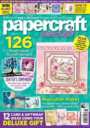 Papercraft Essentials Magazine Cover