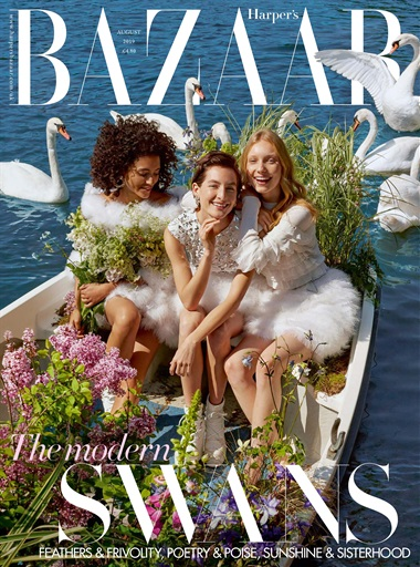 Harper's Bazaar Preview