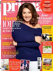Prima Magazine Cover