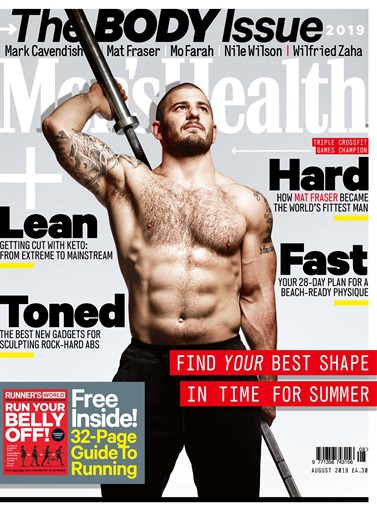 Men's Health Preview