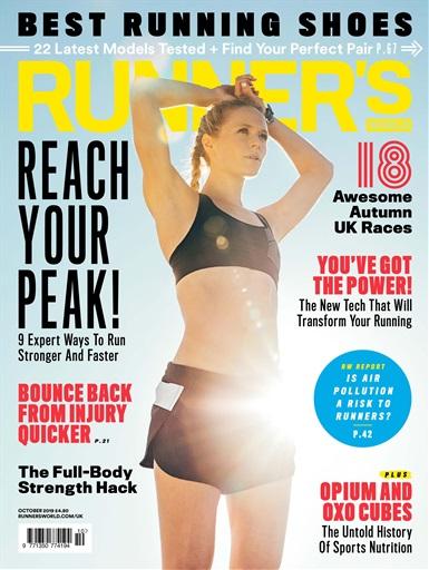 Runner S World Magazine Oct 2019 Subscriptions Pocketmags