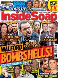 Inside Soap Magazine Cover