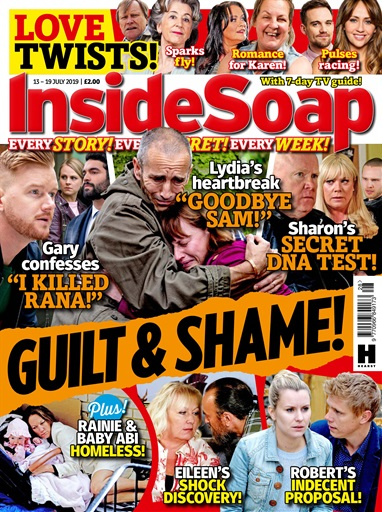 Inside Soap Preview