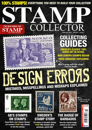 Stamp Collector Digital Issue