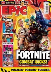 Dennis the Menace and Gnasher's Epic Magazine Magazine Cover
