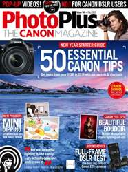 PhotoPlus Magazine Cover