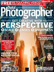 Digital Photographer Magazine Cover