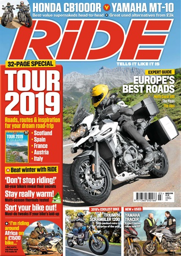 Ride Preview