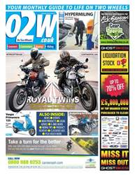 Twist & Go Magazine Cover