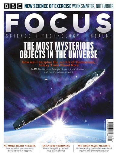 BBC Focus Magazine Preview