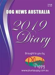 Dog News Australia Magazine Cover