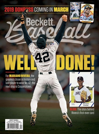 Beckett Baseball Preview