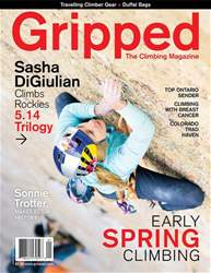 Gripped Magazine Cover