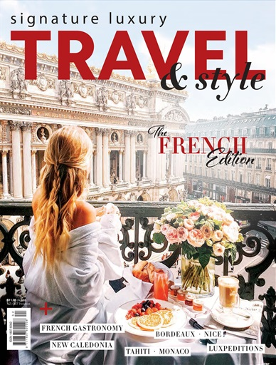 Signature Luxury Travel & Lifestyle Preview