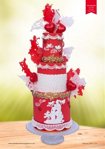 Cake Decoration & Sugarcraft Magazine Preview 13