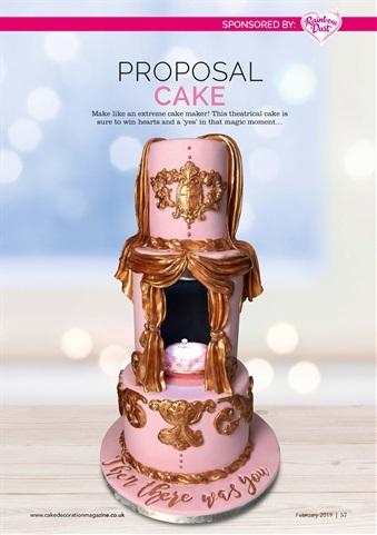 Cake Decoration & Sugarcraft Magazine Preview 57