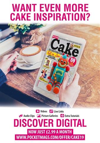Cake Decoration & Sugarcraft Magazine Preview 83