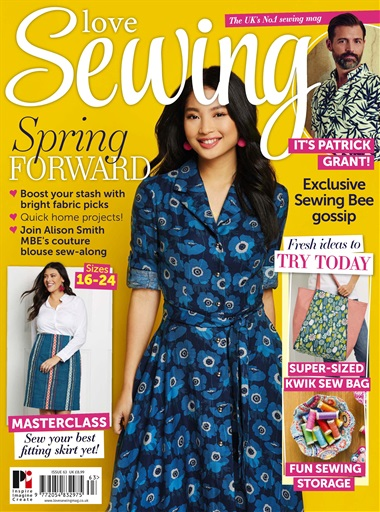 Love Sewing Preview