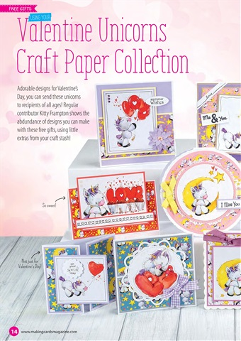 Making Cards & Papercraft Preview 14