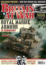 Britain at War Magazine Magazine Cover