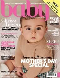 Baby Magazine Magazine Cover