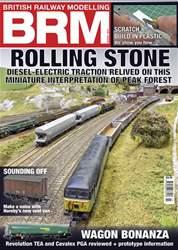 British Railway Modelling Magazine Cover