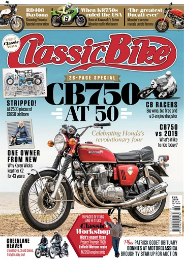 Classic Bike Preview