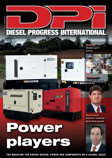 Diesel Progress International Preview