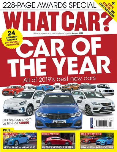 What Car Magazine? Preview