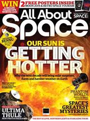All About Space Magazine Cover