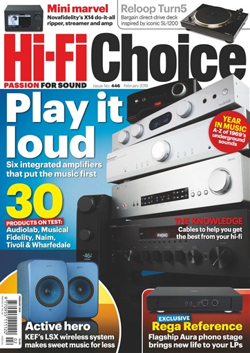 Hi-Fi Choice Digital Issue