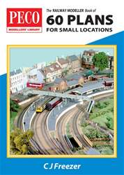 Peco Modellers' Library Magazine Cover